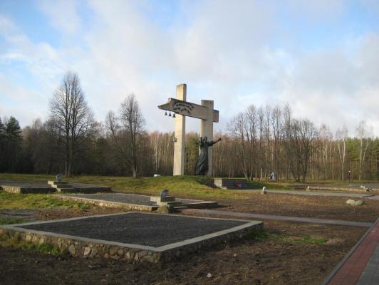 Мемориального комплекс Шуневка