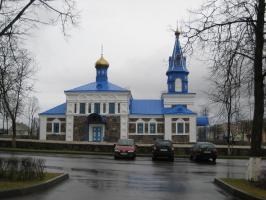Докшицкая Свято-Покровская церковь