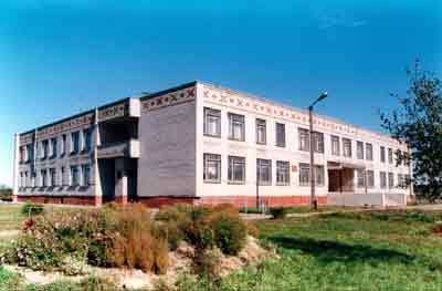 Школа в Парафьяново